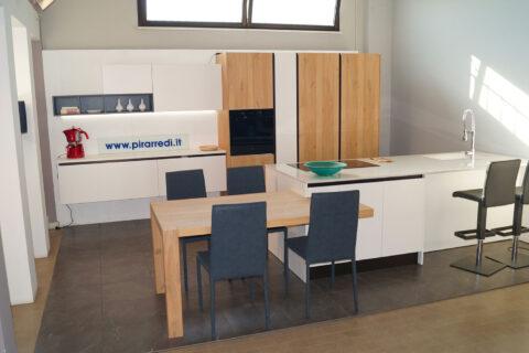 Cucina con Isola Mobilegno Aura -40% / €13.500