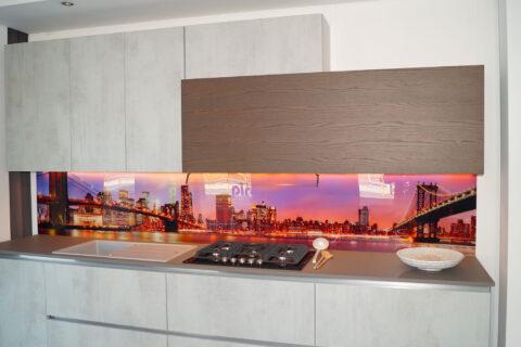 Cucina lineare Mobilegno Cloe -51% / €8.900