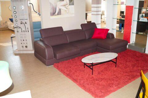 Divano Chaise-longue LeComfort salotto Gregory -43% / €1.550